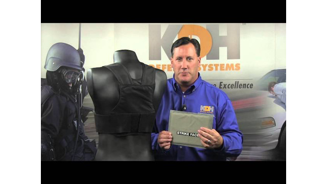 KDH Transformer Armor System Overview