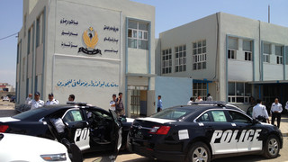 WatchGuard Video System Installed Throughout Iraqi Police Force