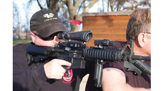 Tips for shooting past your buddy