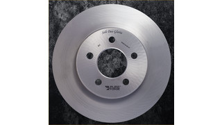 Atomic-Forged Brake Rotors