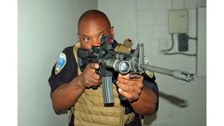 Hard Body Armor for Patrol