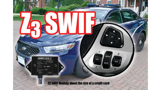 Z3-SWIF Ford PI Sedan/Utility Steering Wheel Interface Module