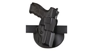 Open Top Concealment Paddle Holster with Detent (Model 5198)