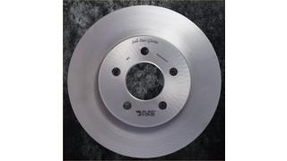 Atomic-Forged Brake Rotors