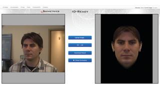 ID-Ready Facial Biometric System