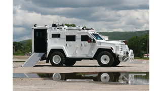 Bearcat EOD BombCat Armored Response Vehicle