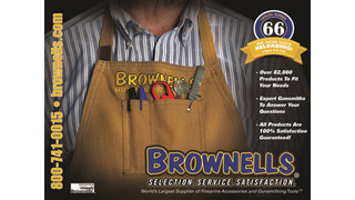 Brownells Latest 'Big Book' is Now Available