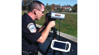 DragonCam Photo Laser Speed Enforcement