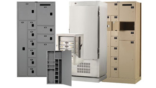 Sentinel Lockers - Standard and Refrigerated Evidence