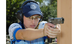 Team Captain Julie Golob Marks 7th Anniversary With Smith & Wesson® With NRA Action Pistol Distinction