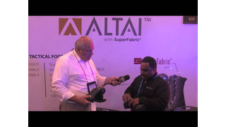 Altai Boots on Tactical Tech TV