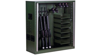 Sentinel Lockers - Weapons Racks