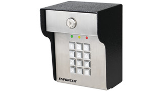 ENFORCER Heavy-Duty Outdoor Stand-Alone Keypad (SK-3523-SDQ)