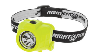 Nightstick XPP-5450G Intrinsically Safe Dual-Function Headlamp - Non-Rechargeable