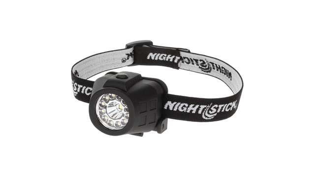 Nightstick NSP-4604B LED Dual-Light Headlamp - Non-Rechargeable