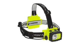 Nightstick XPP-5456G Safety Rated/Intrinsically Safe Multi-Function Headlamp - Non-Rechargeable