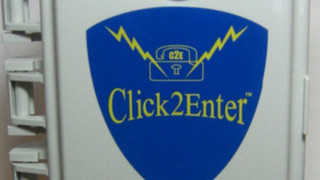 Click2Enter-I V4 Emergency Gate and Door Access Control System