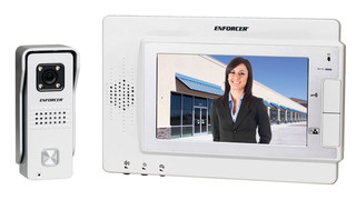 ENFORCER Hands-Free Video Door Phone (DP-234Q)