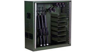 Sentinel Lockers - Weapons Racks