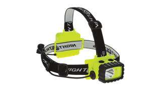 Nightstick XPP-5458G Safety Rated/Intrinsically Safe Multi-Function Headlamp - Non-Rechargeable