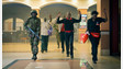 Rescued Kenya Mall Goers Thank Police