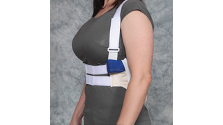ULTRA Shoulder Holsters with Large Holster Pocket