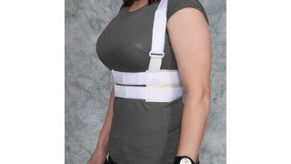 Universal Harness Concealed Carry Holster System with Medium Pocket
