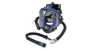 Deluxe Supplied Air Shield/Helmet System for
