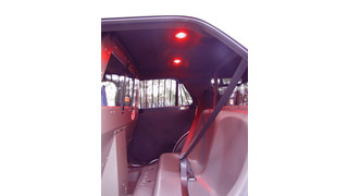 LED Prisoner Transport Lighting