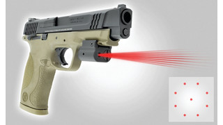 Center Mass Laser for Handguns (CM-MK4)