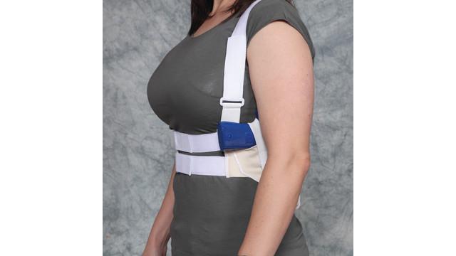 ULTRA Shoulder Holsters with Large Holster Pocket