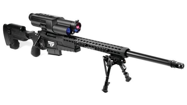 Precision-Guided Firearm (PGF) System