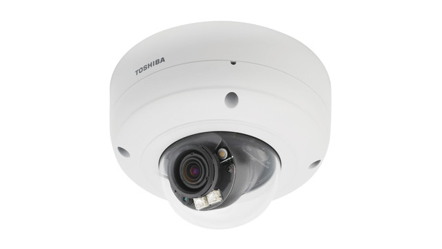 Two-megapixel IP Network Dome Camera (IK-WR14A)