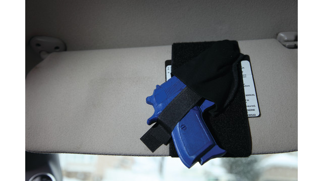 SurVisor Holster Wrap - Derringer, Small, Medium Pocket