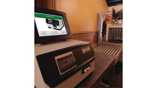 Griffin 824 Trade Detection Mass Spectrometer - Expanded Library