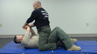 In-Hand Gun Retention Ground: Defensive Tactics
