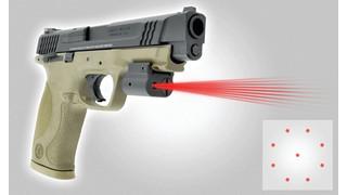 Center Mass Laser for Handguns (CM-MK4)