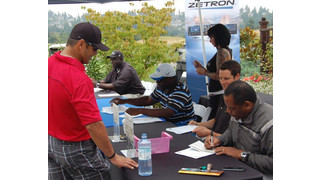 Zetron Golf Tourney Draws over 100 First Responders; Raises over $16K for 'Behind the Badge'