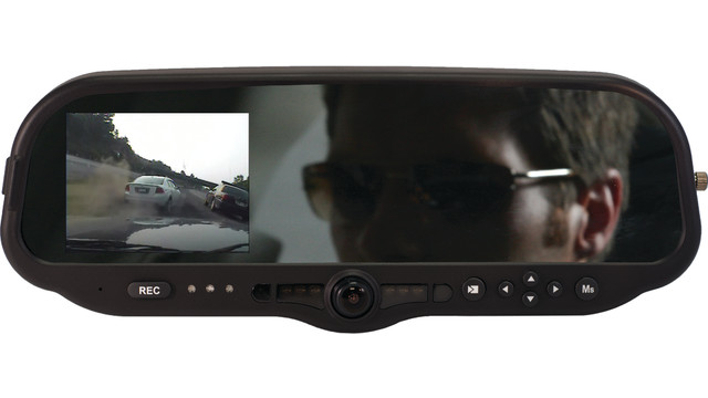 DVM-800 In-Car Video System