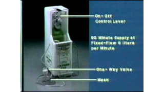 LIFE Corporation Emergency Oxygen