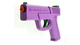The Davidson's® Exclusive Compact Purple Trigger Tyme Pistol Brings Concealed Carry Training into the Home