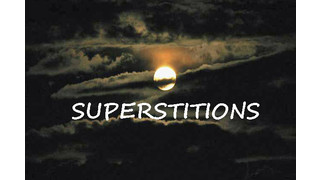 Cops & Superstitions