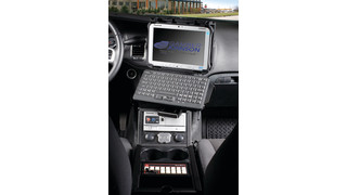 Tablet Display Mount