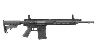 Ruger Introduces the SR-762 Piston-Driven Rifle Chambered in .308 Win./7.62 NATO
