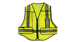 Basic Mesh Public Safety Vest--SVSW01