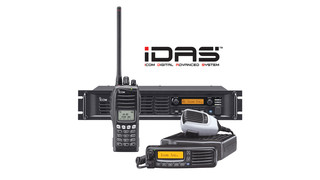 IDAS 6.25 kHz Digital Radio System