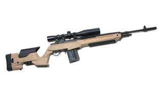 Precision Rifle Stock for M14/M1A