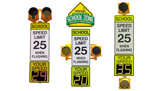 School Zone Safety System