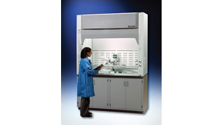 Total Chemical Resistant SE Airstream Fume Hood