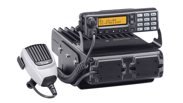 F9511 Series P25 Mobile Radio